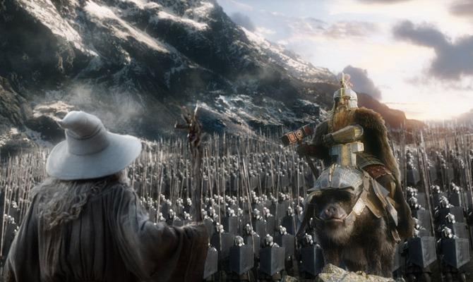 «Хоббит: Битва пяти воинств» - 7 причин увидеть