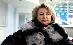 Татьяна Тарасова заставила Башарова извиниться перед женой