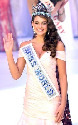 Титул «Мисс мира - 2014» получила жительница ЮАР