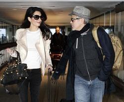 Джорджа и Амаль Клуни признали самой популярной парой года