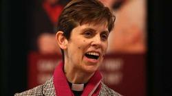 Англичанка стала епископом