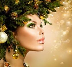 Модный макияж на Новый год 2015: идеи новогоднего макияжа