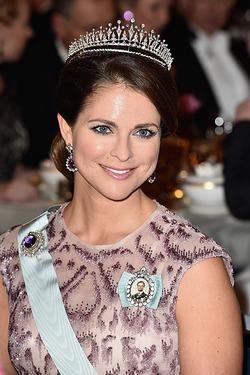 Принцесса Швеции Мадлен беременна вторым ребёнком