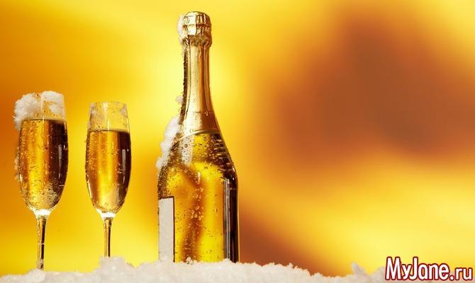 Шампанское. История и секреты