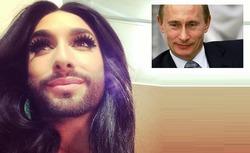 Кончита Вурст мечтает провести время с российским президентом