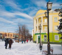 Такого снегопада давно не помнят здешние места (ОБНОВИЛА)
