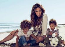 Дженнифер Лопес с детьми фото
