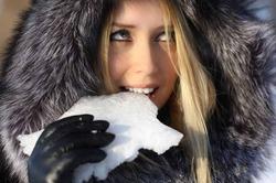 Лишний вес зимой – защита от холода