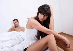 Мужчины тоже не хотят секса после рождения первенца