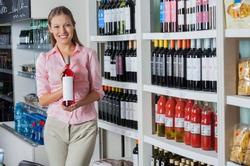 Торговля алкоголем - дело женщины