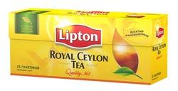 Lipton представляет четыре новых вкуса черного чая