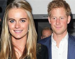 Невеста принца Гарри прописалась во дворце