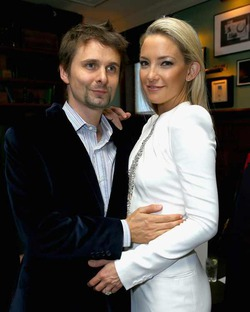 Кейт Хадсон и Мэттью Беллами на грани разрыва