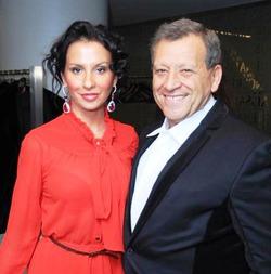 Борис Грачевский отбирает у жены свою фамилию