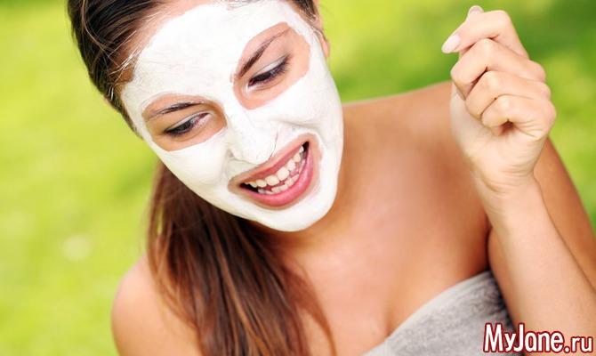 Повседневные маски красоты за три минуты