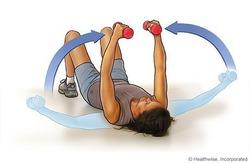 Упражнения для рук!
