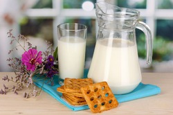 Доказано, что молоко бодрит