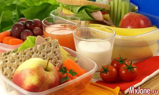 Заведите привычку каждый день употреблять пищу фрукты овощи даче нужно