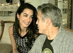 Амаль Аламуддин ждёт малыша от Джорджа Клуни?
