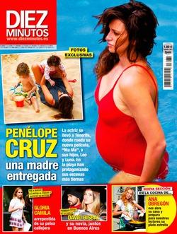 Пенелопа Крус снова беременна!
