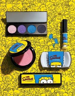 MAC создает коллекцию по мотивам «Симпсонов»