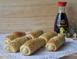 Закусочные пирожки в китайском стиле