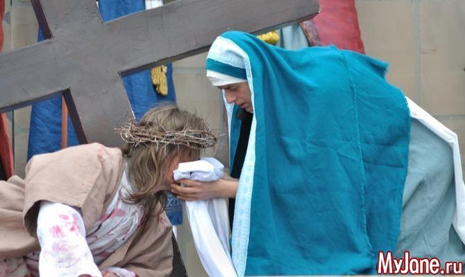 Фотографы под опекой: день святой Вероники