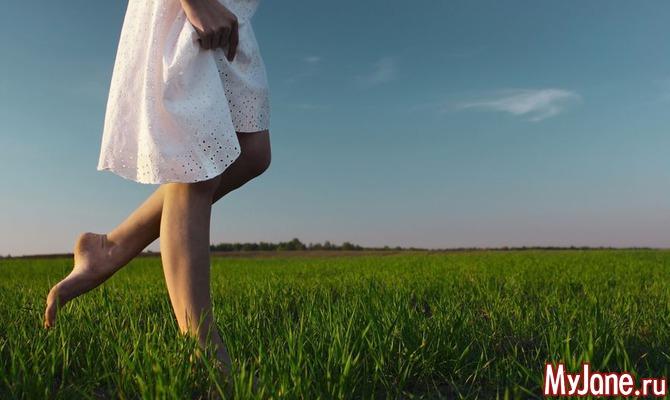 Болезнь тридцатилетних: о чем «говорят» ваши ноги?