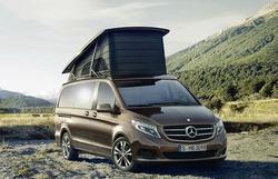Дом на колесах от Mercedes-Benz