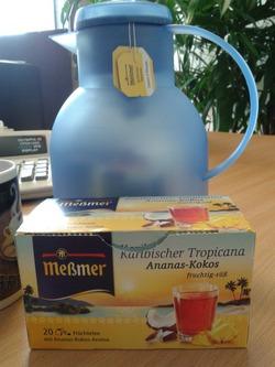 А вы что пьете на работе?