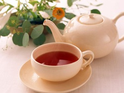 Чай. Все о нем. Рецепты травяных чаев.