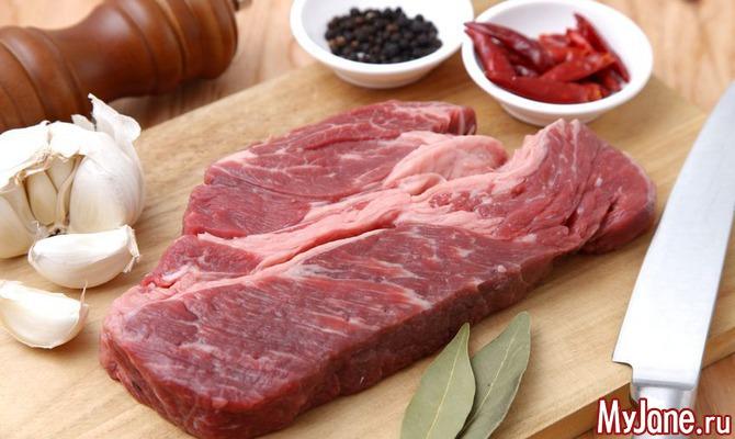 Готовим мясо правильно