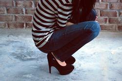 Подбираем обувь под джинсы