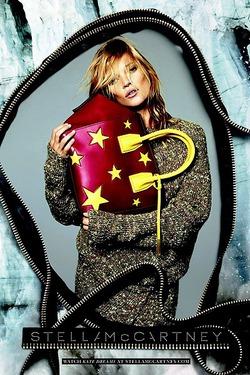Кейт Мосс представила коллекцию Stella McCartney