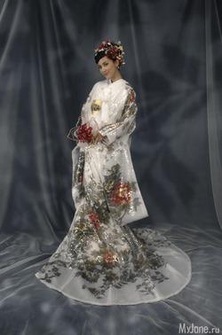 Современные свадебные платья. Часть 4. Национальные