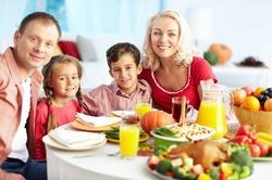 Семейные традиции помогут развитию ребенка