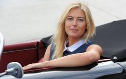 Мария Шарапова возглавила рейтинг самых богатых российских звезд