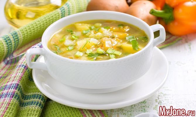 диетический рецепт суп для больных
