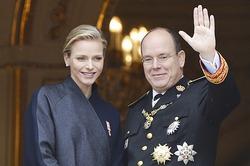 Супруга князя Альбера беременна двойняшками