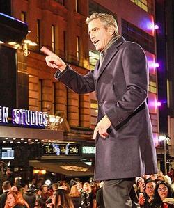 Джордж Клуни хочет стать политиком