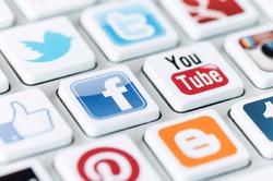 Популярность социальных сетей стремительно падает