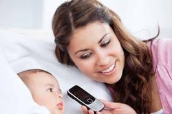 Мобильники повышают риск аллергии у детей