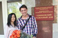 Алексей Кабанов впервые стал отцом
