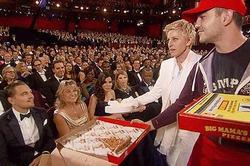Разносчик пиццы из России получил на церемонии «Оскар» $1000 чаевых