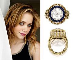 Мери-Кейт Олсен похвасталась помолвочным кольцом за 80000 долларов