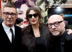 Итальянская звезда Моника Беллуччи прибыла в российскую столицу