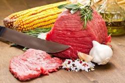 Европейские ученые создали мясо из овощей