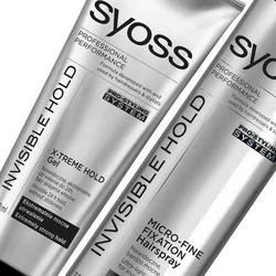 SYOSS Invisible Hold – невидимая фиксация для эффектного результата