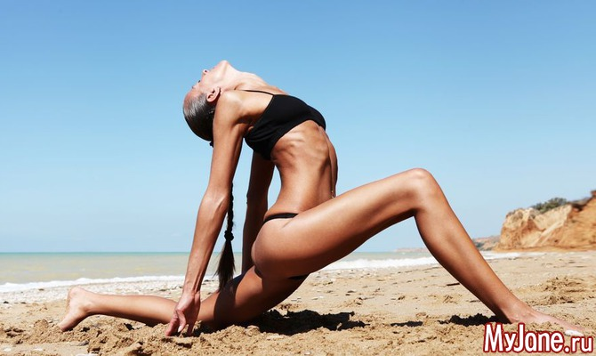 Бикрам-йога – осторожно, горячо!