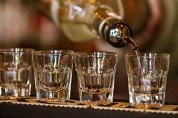 Алкоголь очень вреден в любых дозах